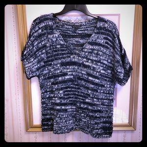 Eileen Fisher Crochet pattern sweater